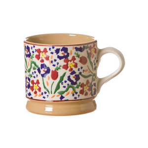 Expresso Mug Wild Flower Meadow