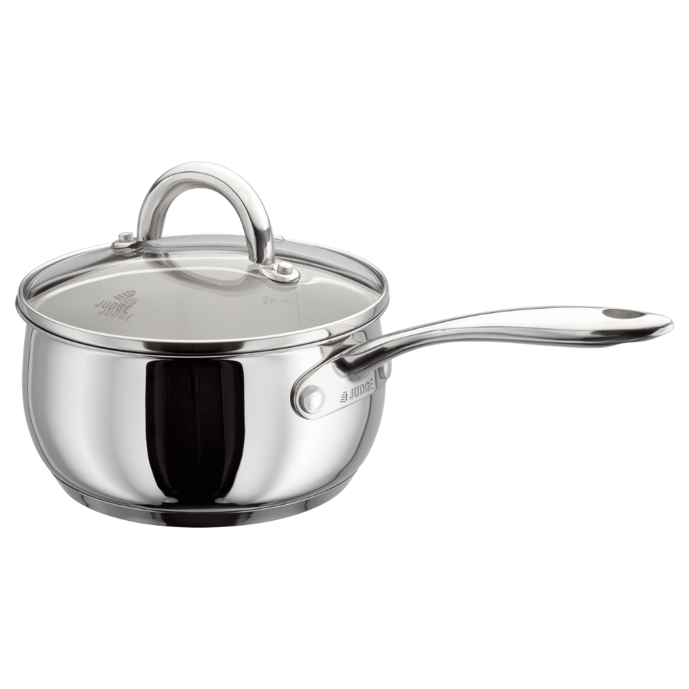Sauce Pan With Glass Lid