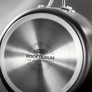 Rocktanium 3 Piece Saucepan Set