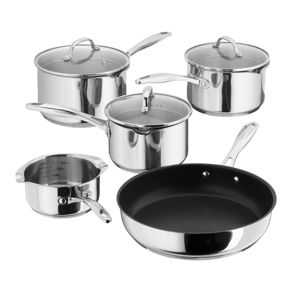 7000 5Piece Draining Saucepan Set