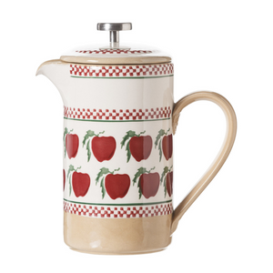 Large Cafetiere Apple