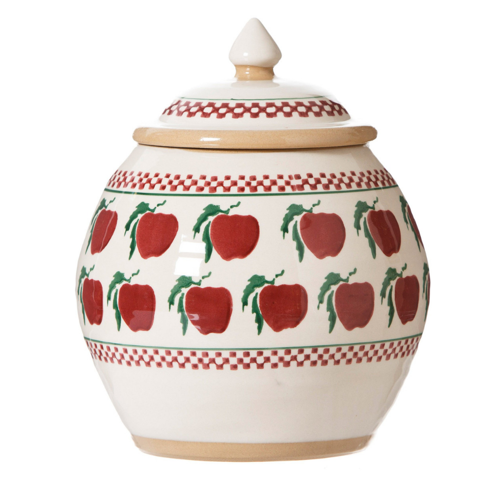 Cookie Jar Apple