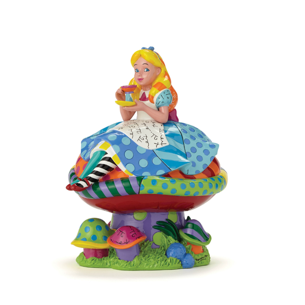4049693 Alice in wonderland Britto
