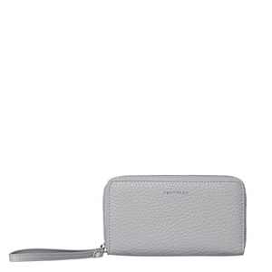 Fiorelli wristlet purse, steel
