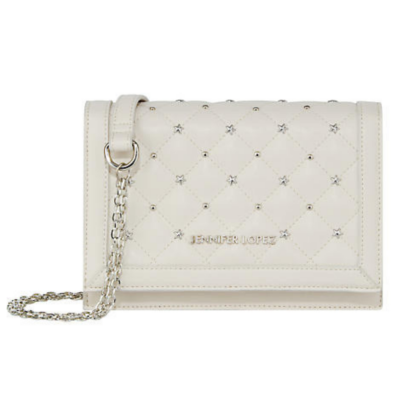 Jennifer Lopez, cross body white/cream