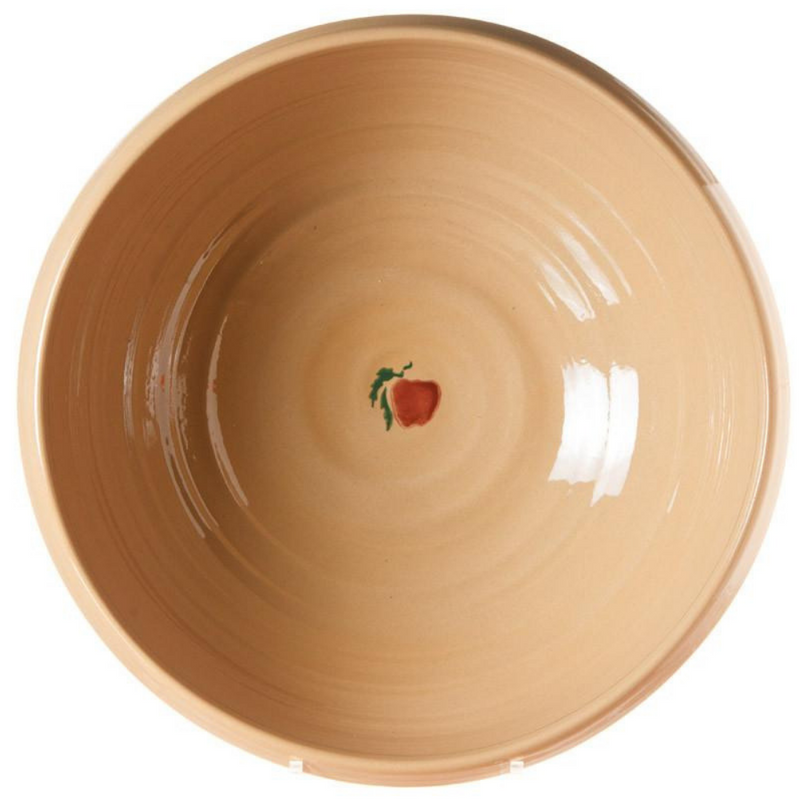 Large Bowl Apple