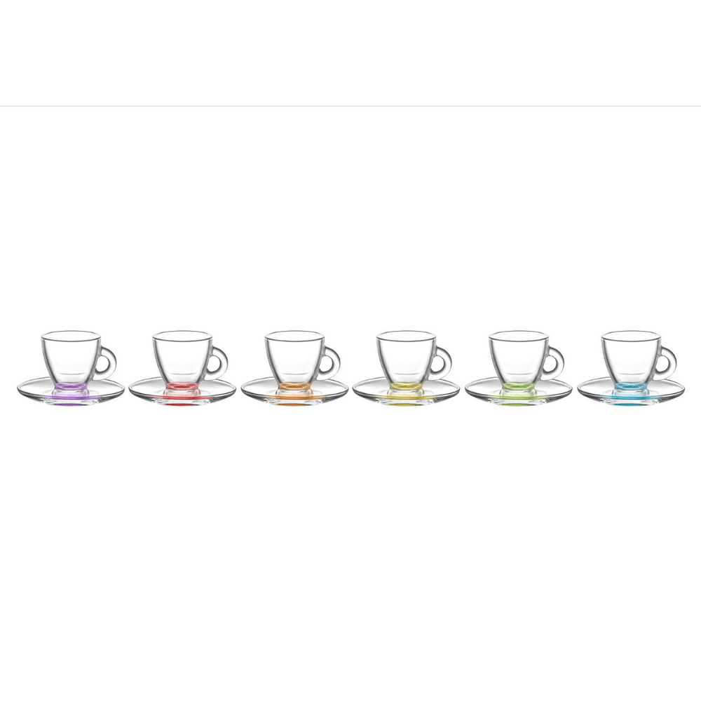 killarney crystal espresso mugs