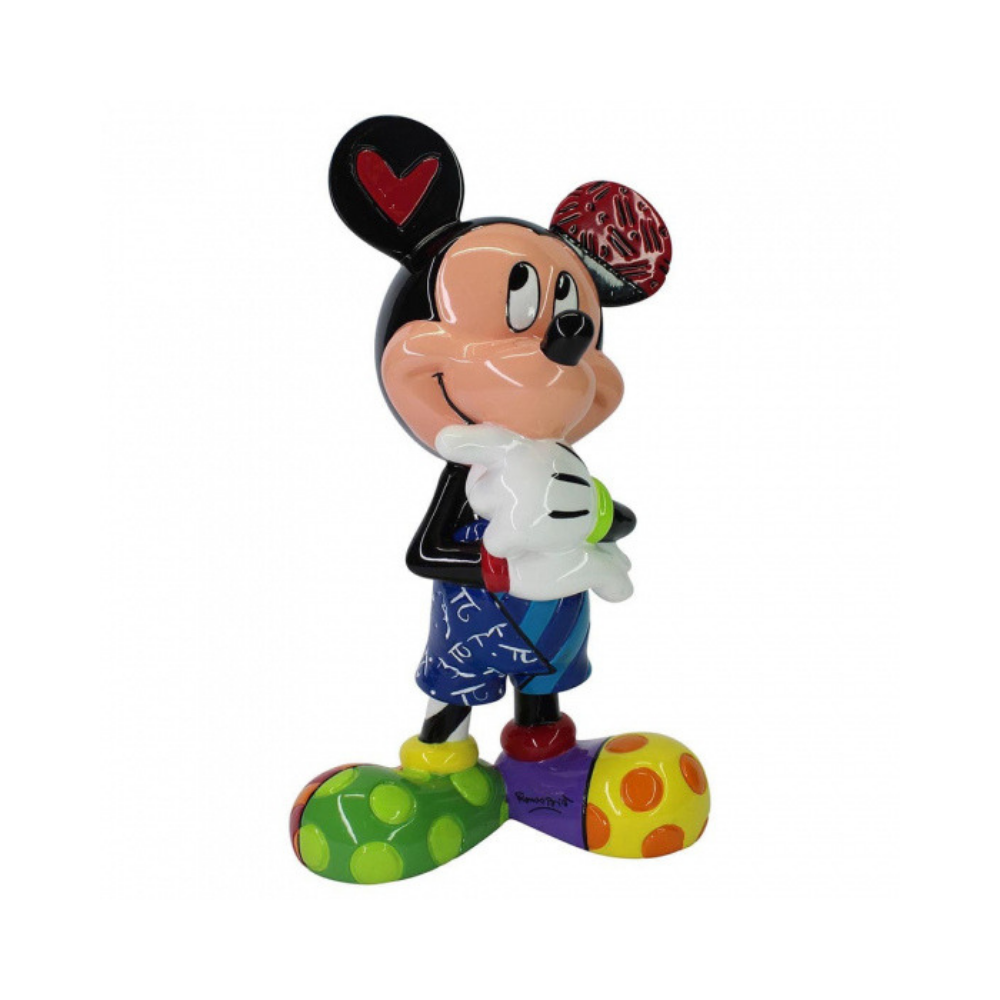 DISNEY, MICKEY THINKING