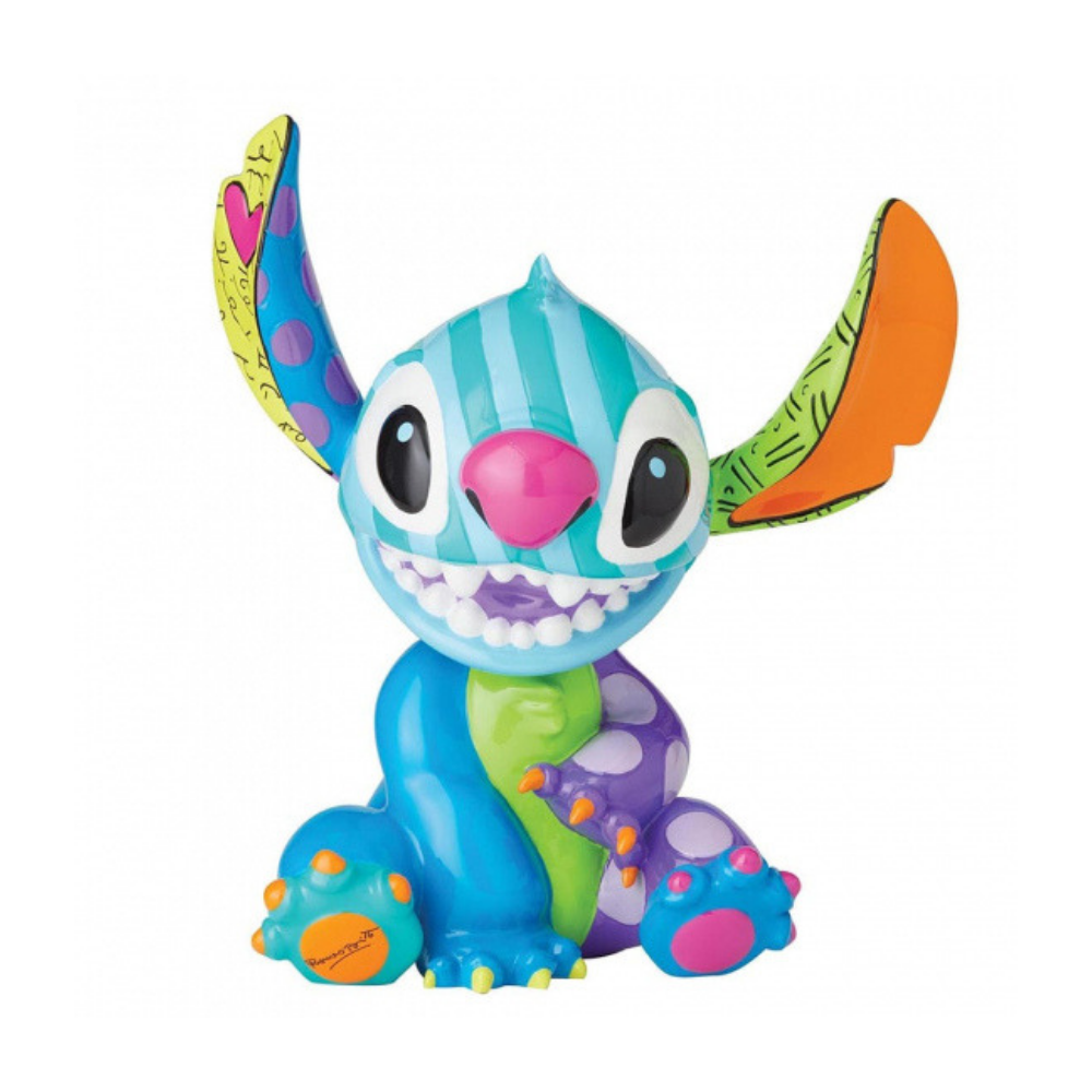 Stitch Statement Figurine
