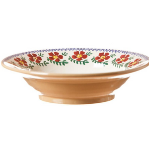 Pasta Bowl Old Rose