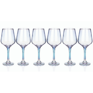 Unicorn Lustre Wine Glasses