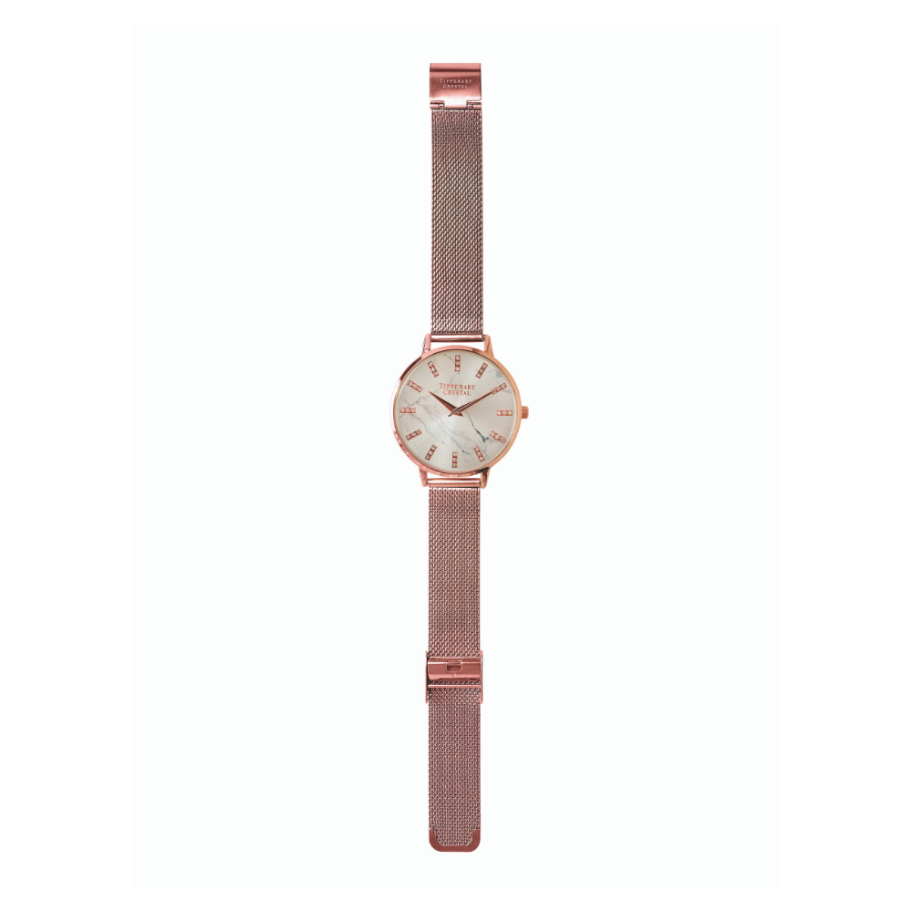 Malibu Rose Gold Ladies Watch
