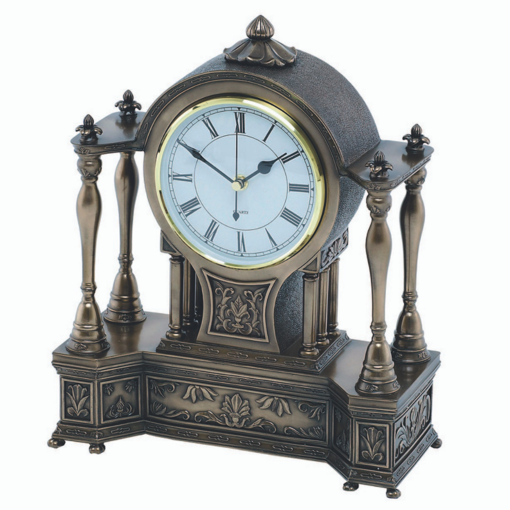 Large Abbey Clock
