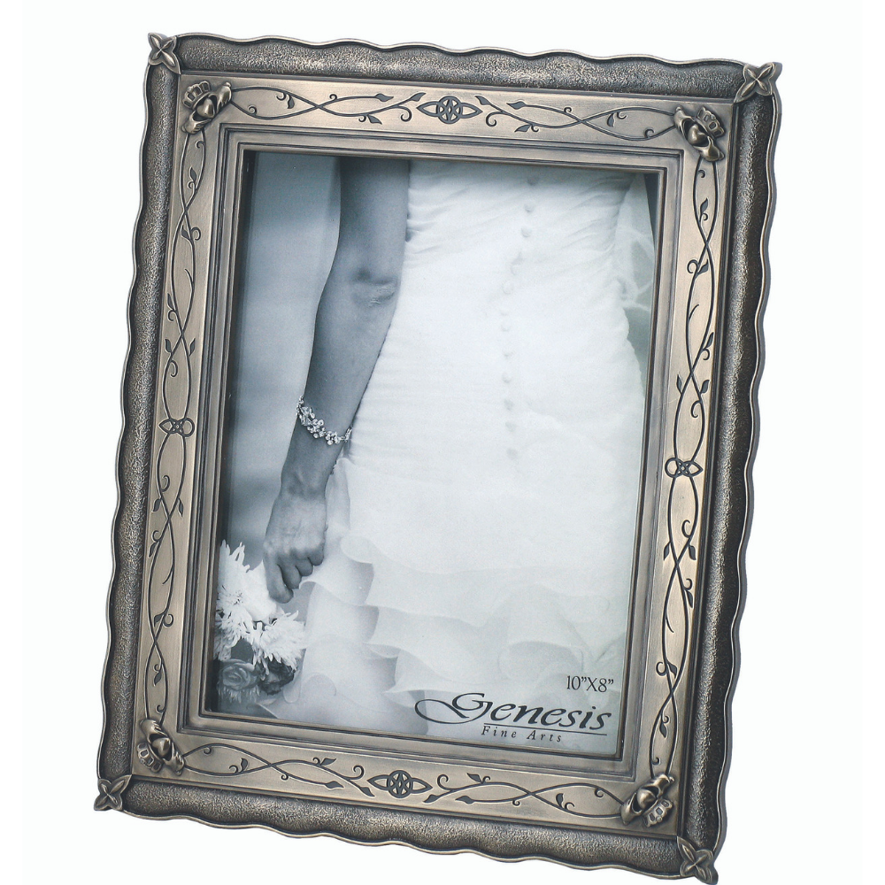 Claddagh Wedding Frame