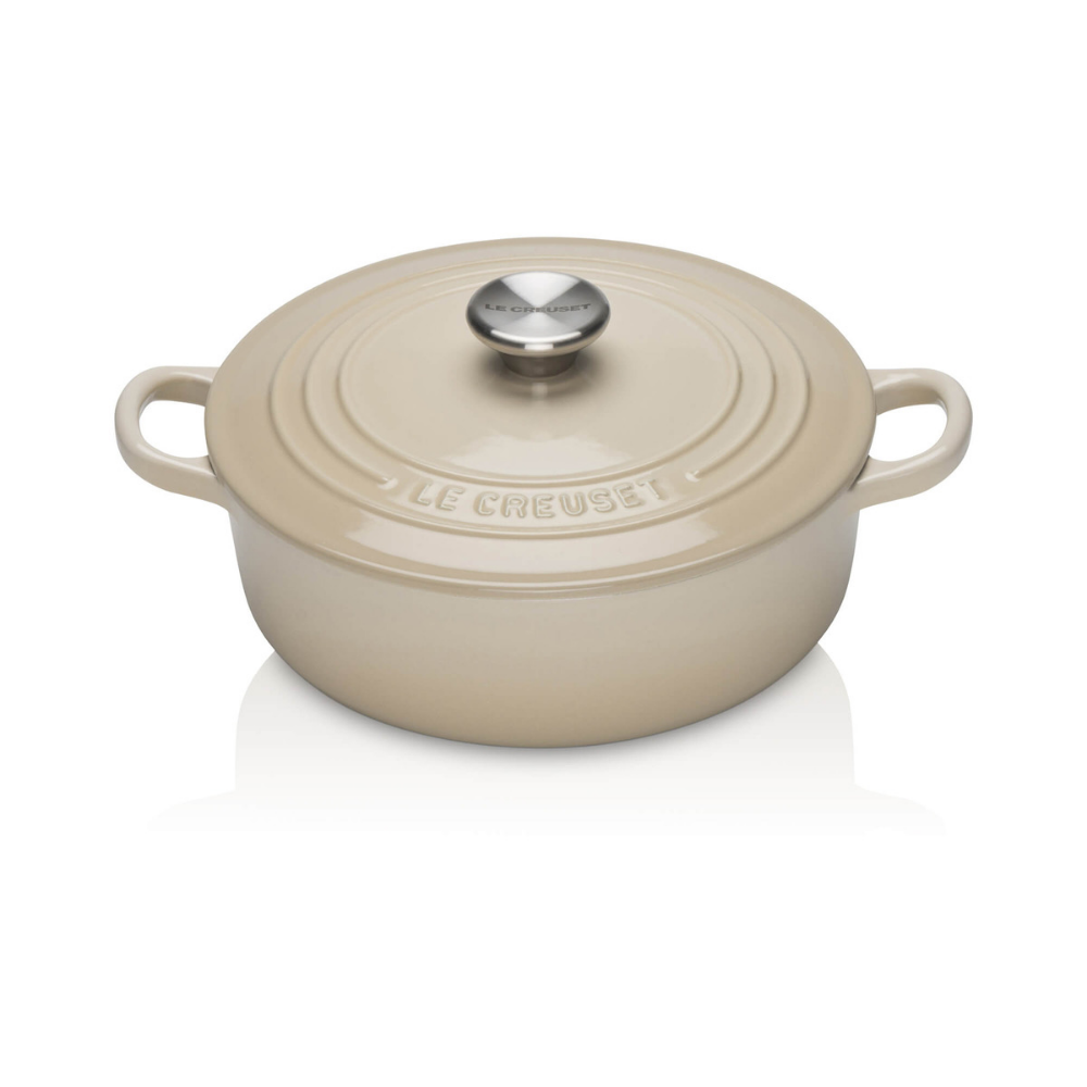 Risotto Pot 22cm Almond