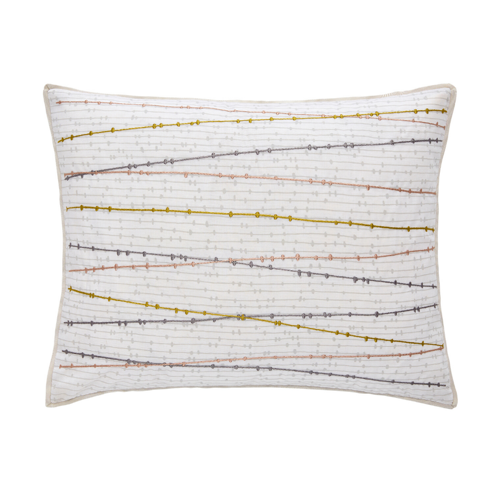Liv/Arken Cushion 30cm x 40cm- Blush