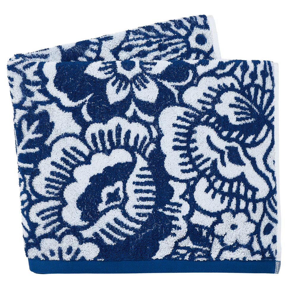 Tilde Hand Towel- Blue