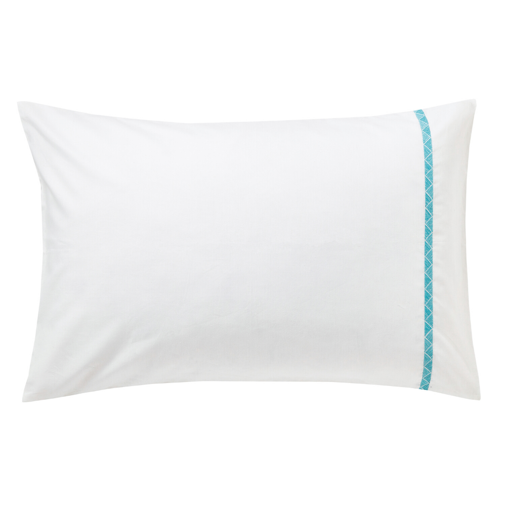 Jackfruit Pillowcase - Eucalyptus