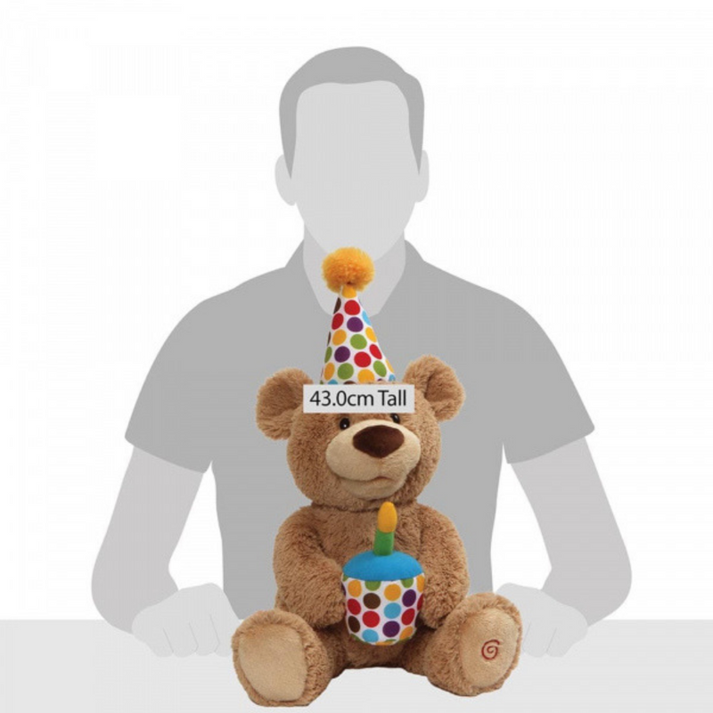 Happy Birthday! The Animated Bear