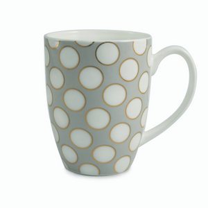 Spots & Strips Mugs Set of 6 Party Pack