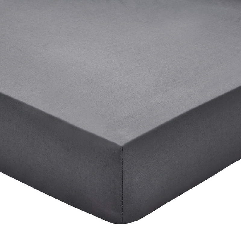 Fitted Sheet- Grey