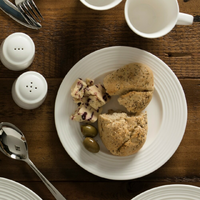 Ripple 12 Piece Dinner Set
