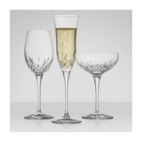 Lismore Essence Saucer Champagne (Pair)
