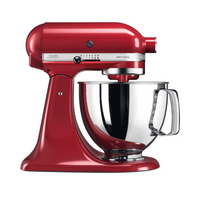 KitchenAid Artisan Stand Mixer Rouge Imperial