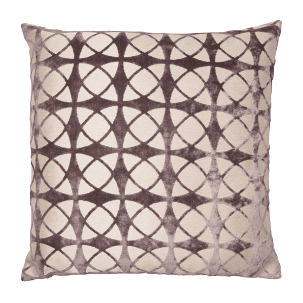 Spiral Grey Cushion