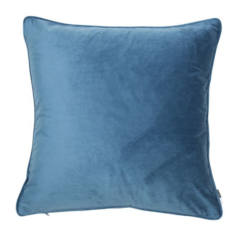 Luxe Bluewing Cushion