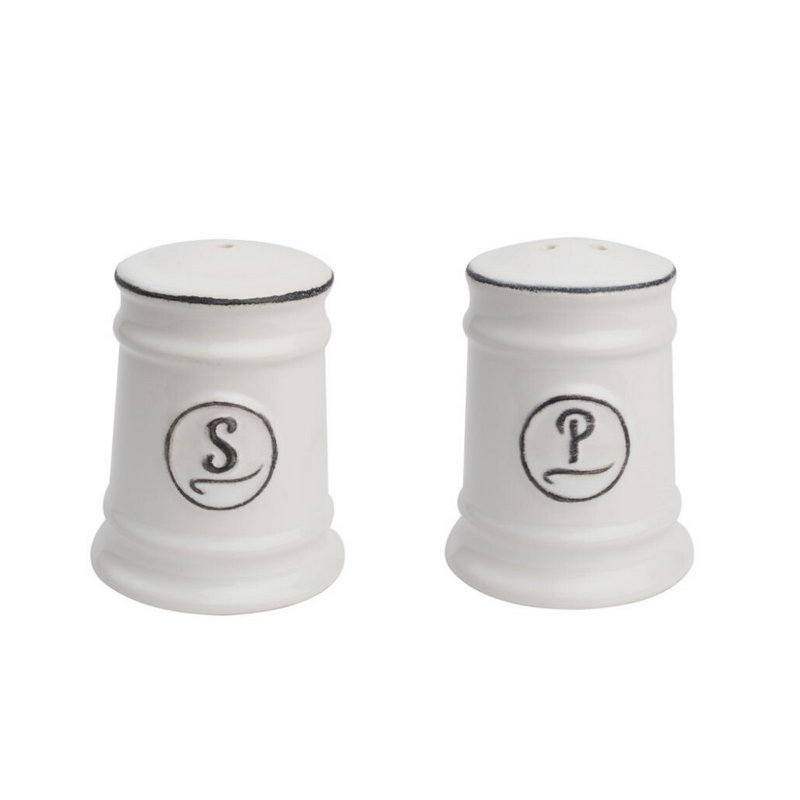 Pride Of Place Salt & Pepper - White