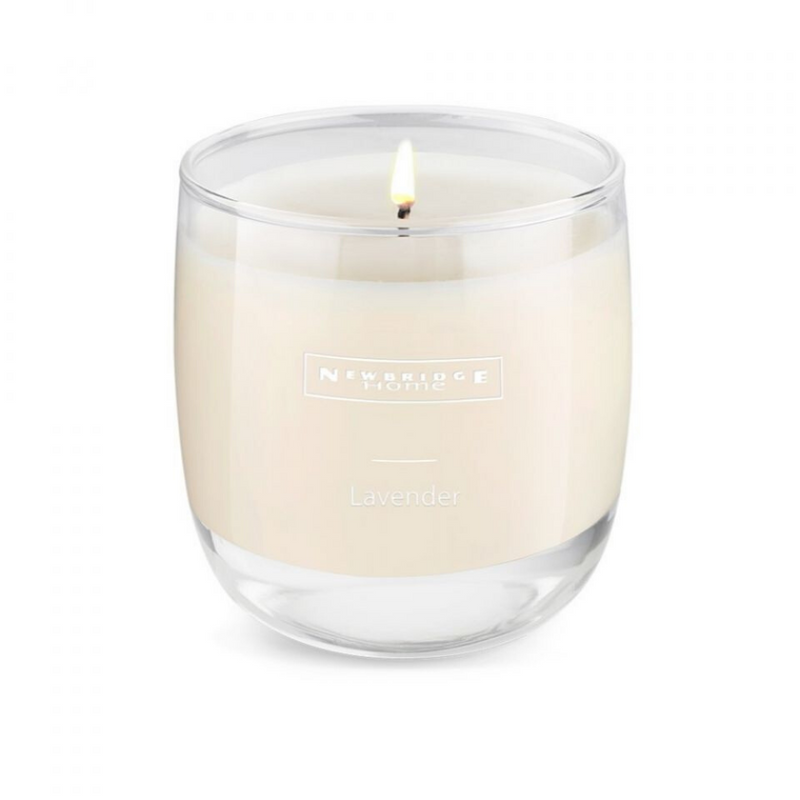 lavendar candle, newbridge silverware