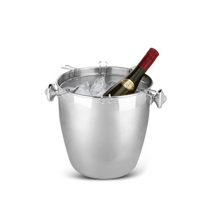 champagne bucket, newbridge silverware