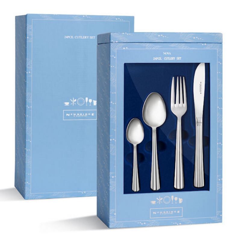 nova 24piece cutlery set
