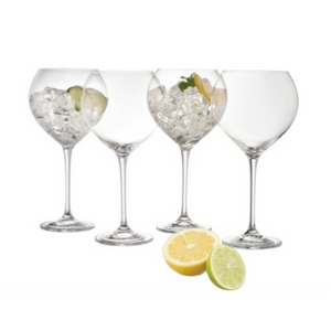 Clarity Goblet Set of 4