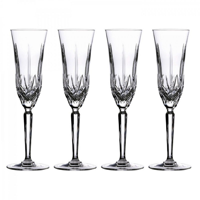 champagne glasses, marquis by waterford
