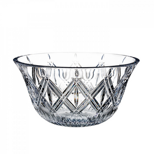"lacey 9"" bowl, marquis by waterford"