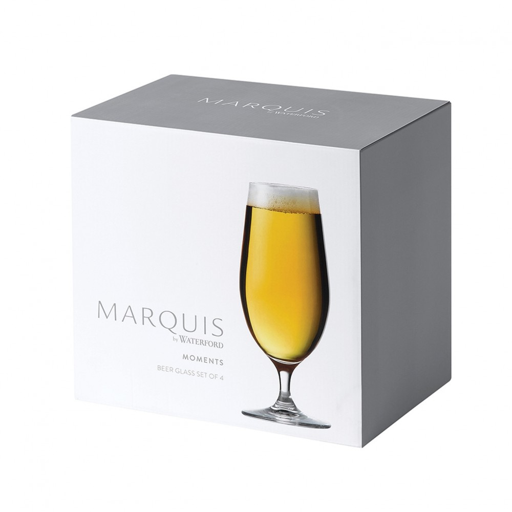 Marquis Moments Pilsner Glass (Set of 4)