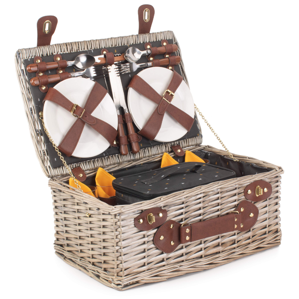 fh103, wicker picnic basket