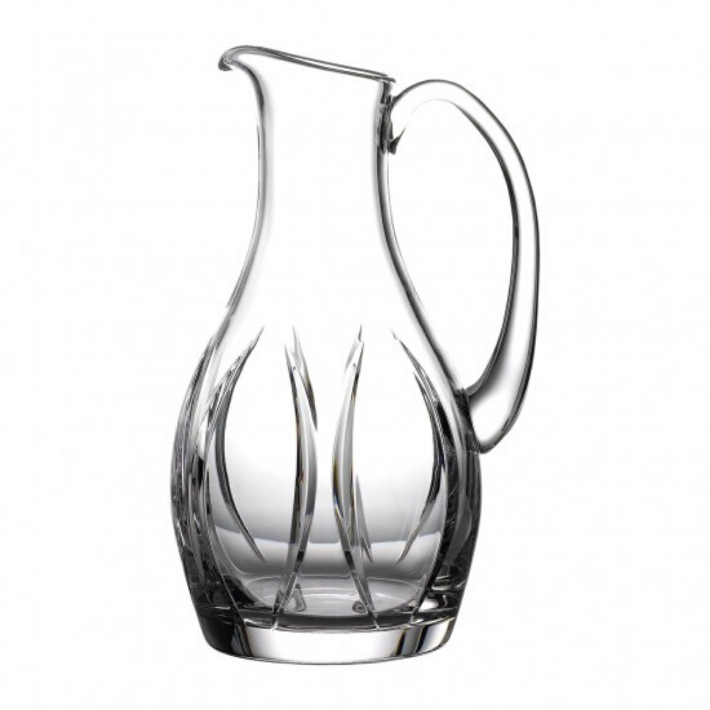 waterford crystal, ardan collection, jug/picther