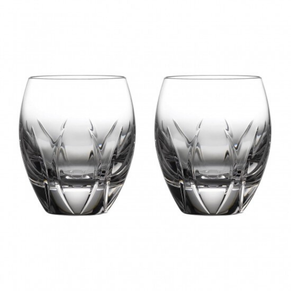 Ardan Collection Tonn Double Old Fashioned Tumbler (Set of 2)