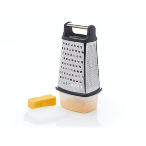 stainless steel 4 side grater