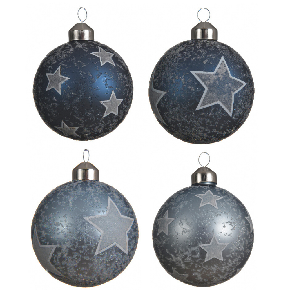 Star Christmas Bauble