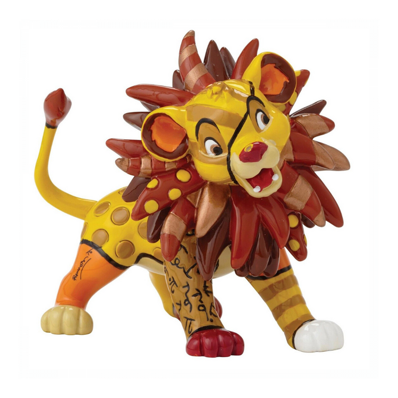 Simba Mini Figurine