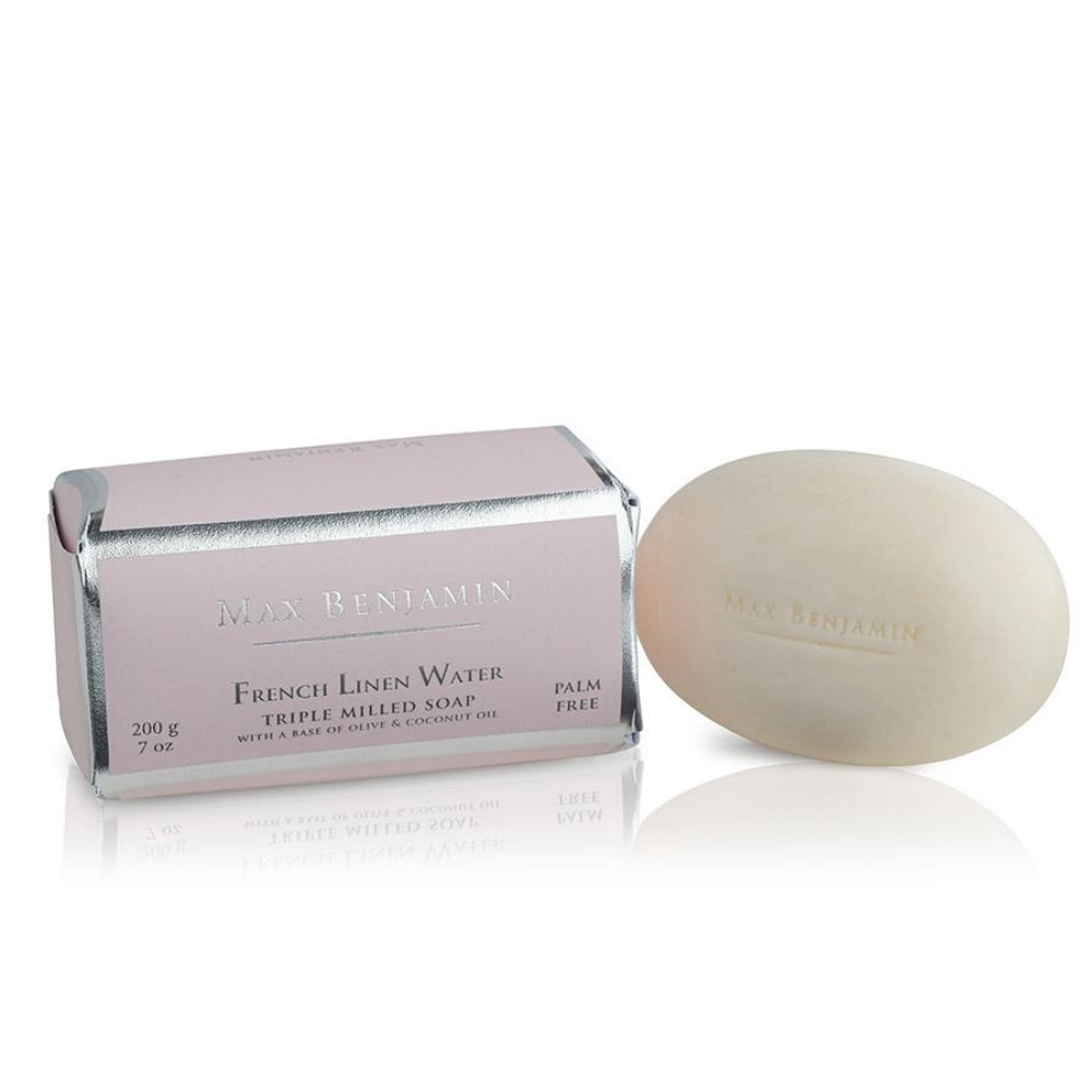 French Linen Water Luxury Soap