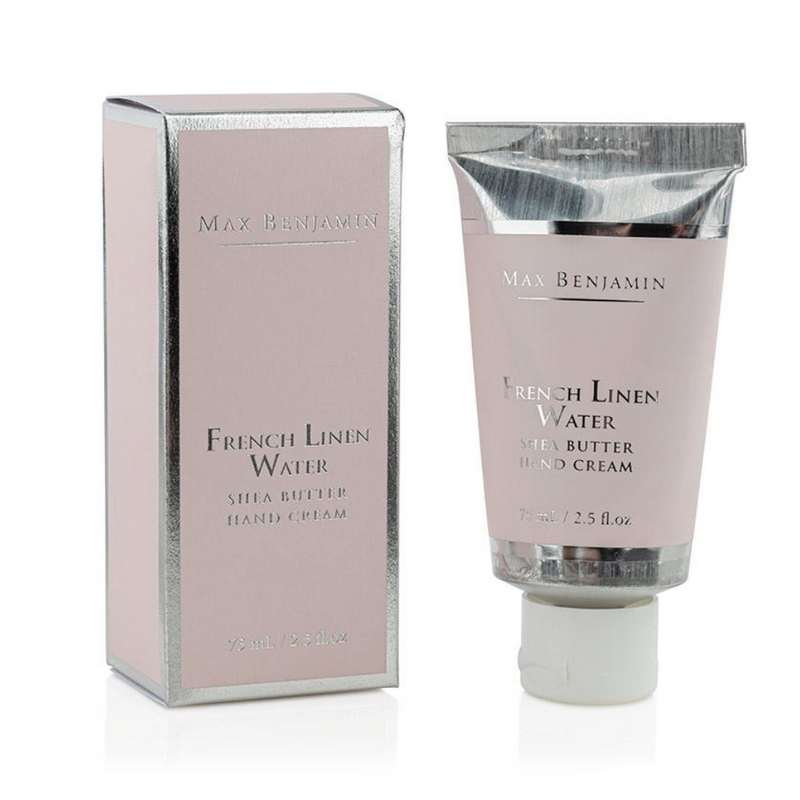 French Linen Water Luxury Hand Cream