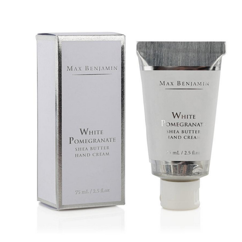 White Pomegranate Luxury Hand Cream