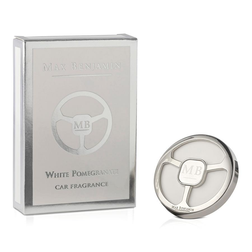 White Pomegranate Luxury Car Fragrance