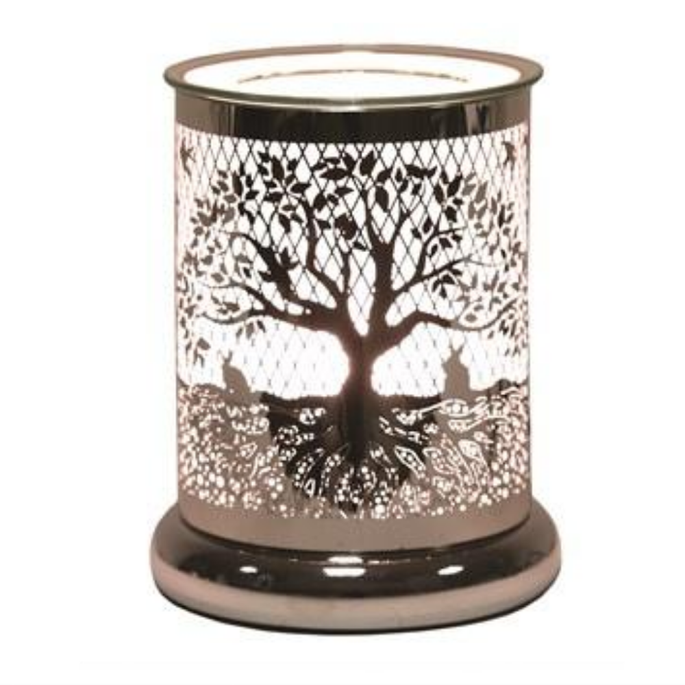 Electric Wax Melt Burner - Tree Of Life