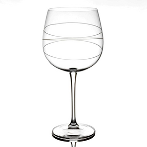 Orbit Cut Set of 4 Gin Glasses 670ml